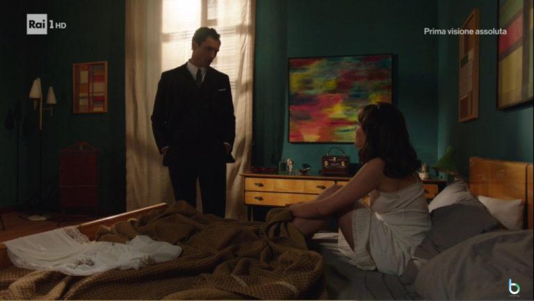 Il paradiso delle signore, lo spot promozionale (puntata 1° novembre)