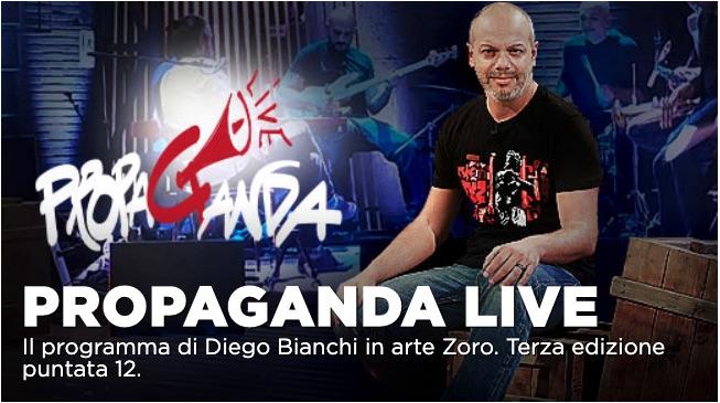 Gianrico Carofiglio, Francesca Mannocchi tra gli ospiti di Propaganda Live 29 novembre