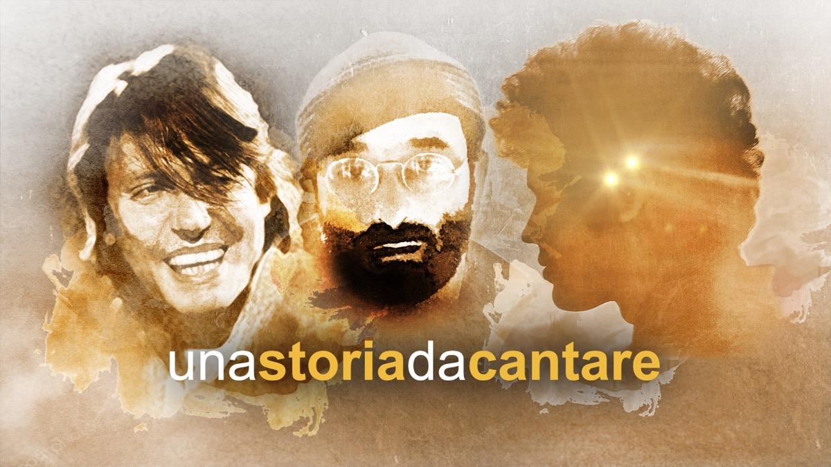 Una storia da cantare Lucio Battisti Rai Uno