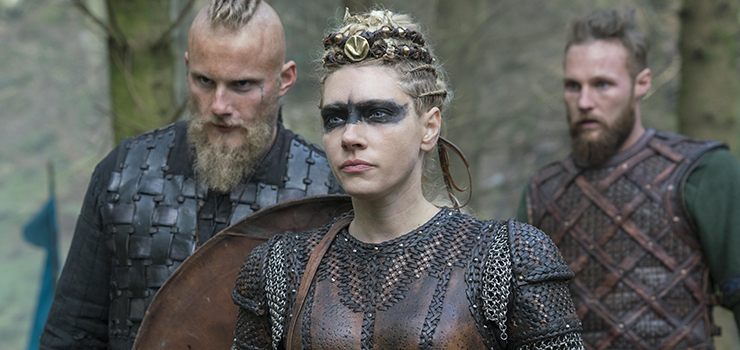 Vikings, Timeless e le altre novità di dicembre su TIMVISION