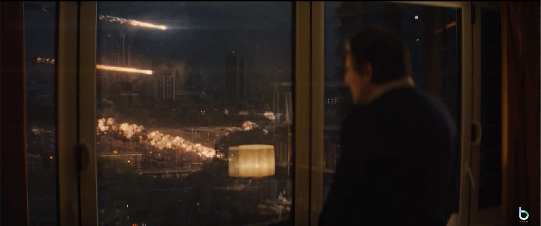 War of the worlds impatto su Fox copy