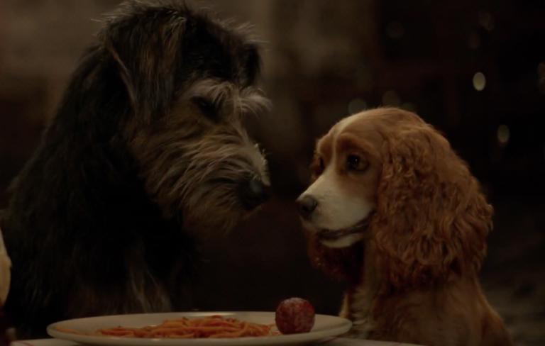 Lilli e il vagabondo: le prime clip del film live-action in arrivo su Disney+