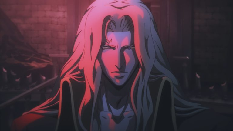 Castlevania: la prima foto della terza stagione anticipa il ritorno di un personaggio