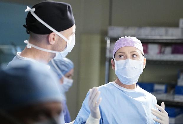 Ascolti USA del 21 Novembre: Grey's Anatomy chiude la midseason col botto