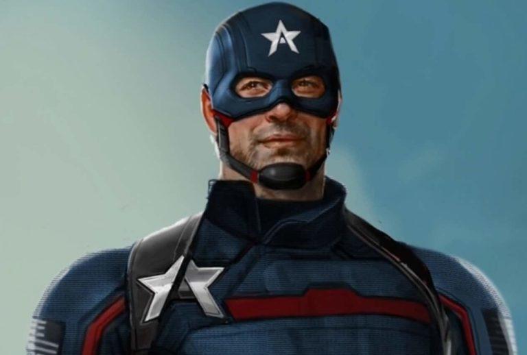 The Falcon and The Winter Soldier: i concept art dei protagonisti