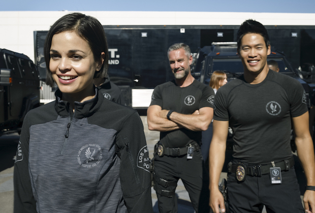 Ascolti USA del 27 Novembre: SEAL Team e S.W.A.T. in crescita