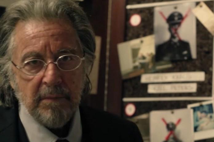 Hunters: il primo teaser della serie Amazon con Al Pacino