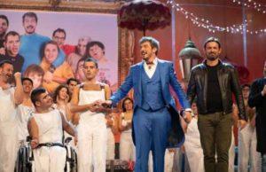 """""""UP&Down – Una Favola Normale"""", su Italia Uno lo spettacolo con Paolo Ruffini il 25 dicembre"""