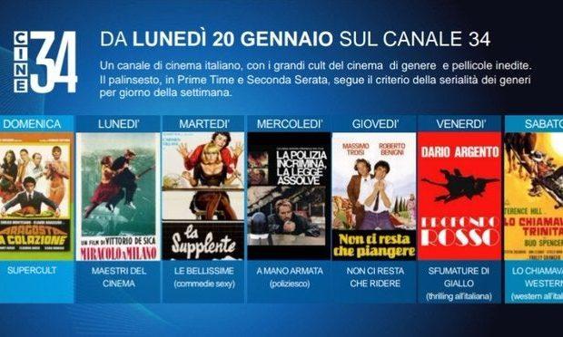 Cine34 Mediaset
