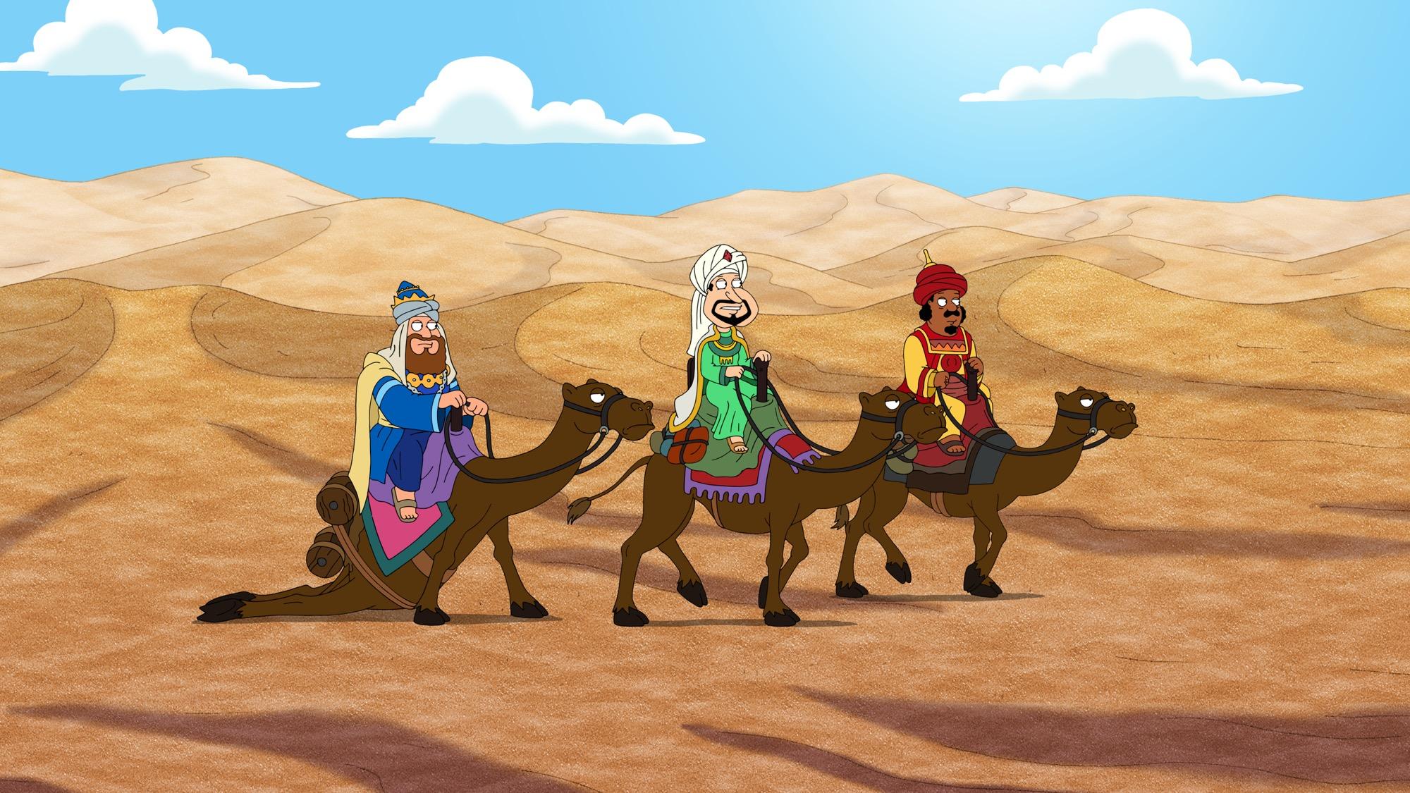 Griffin Holiday Jukebox, il canale Fox+1 tutto dedicato alla celebre serie animata