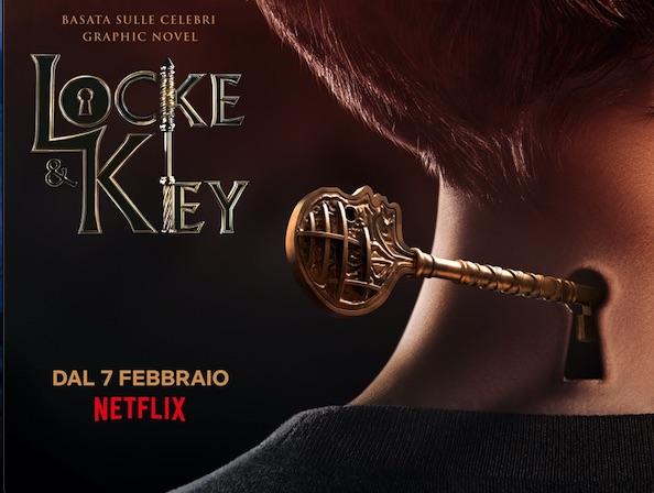 Locke & Key, su Netflix arriva la serie basata sull'omonima graphic novel