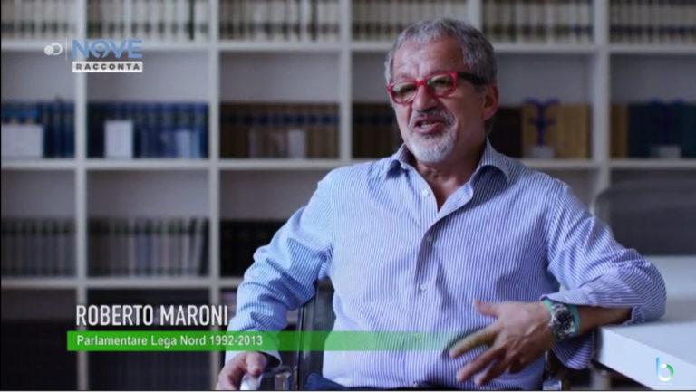 "Nove Racconta il ""senatur"" Umberto Bossi: anteprima video"