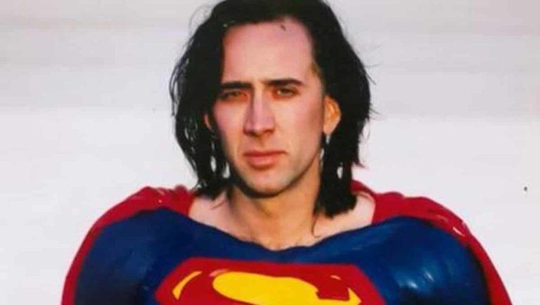 Crisi sulle Terre Infinite: Nicolas Cage è stato contattato per interpretare Superman