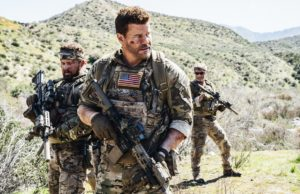 Guida serie TV del 24 novembre: SEAL Team, Legends of Tomorrow, Spartacus