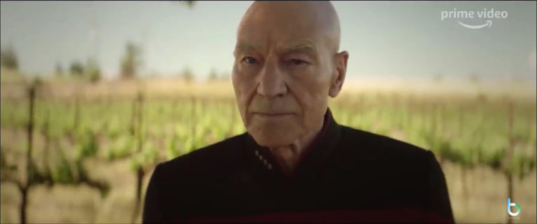 Star Trek: Picard, Treadstone e le novità di gennaio Amazon Prime Video
