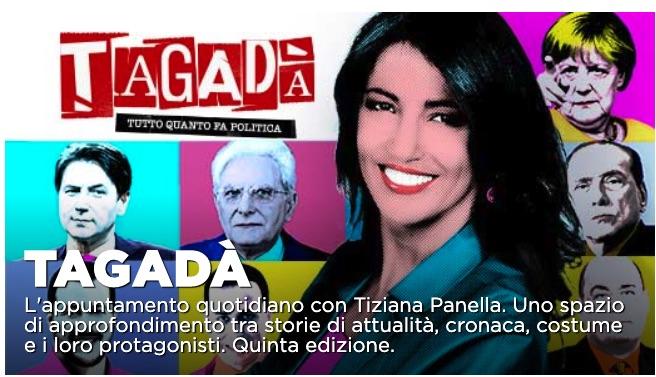 Tagadà, Francesco Boccia e la madre di Nadia Toffa ospiti del 5 dicembre