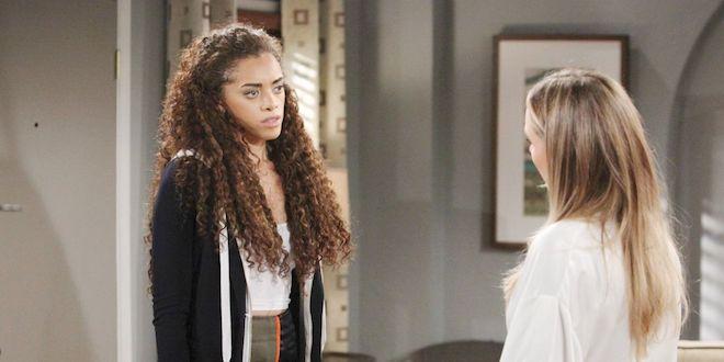 Beautiful, Zoe non si fida di Flo (puntata 14 dicembre)