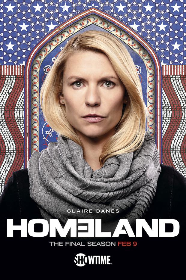 Homeland: trailer e poster per la stagione finale!