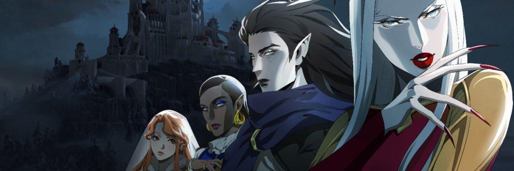 Castlevania: primo sguardo alla terza stagione della serie Netflix 1