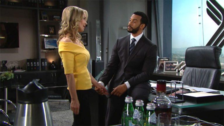 Beautiful, una proposta per Bill (puntata 13 gennaio)