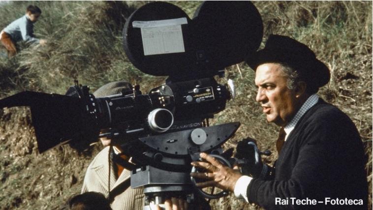 Federico Fellini, la speciale programmazione della Rai