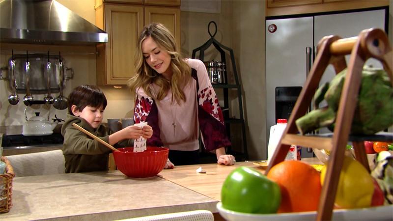 Beautiful, il ricordo di Caroline (puntata 31 gennaio)