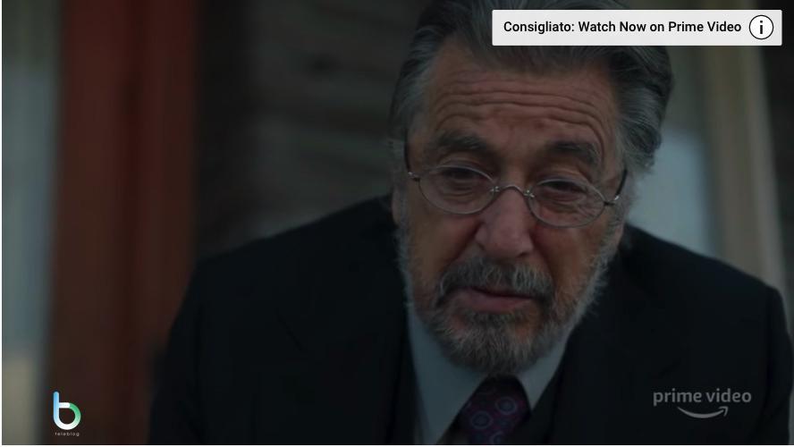 Hunters, Al Pacino a caccia di nazisti nella nuova serie Prime Video