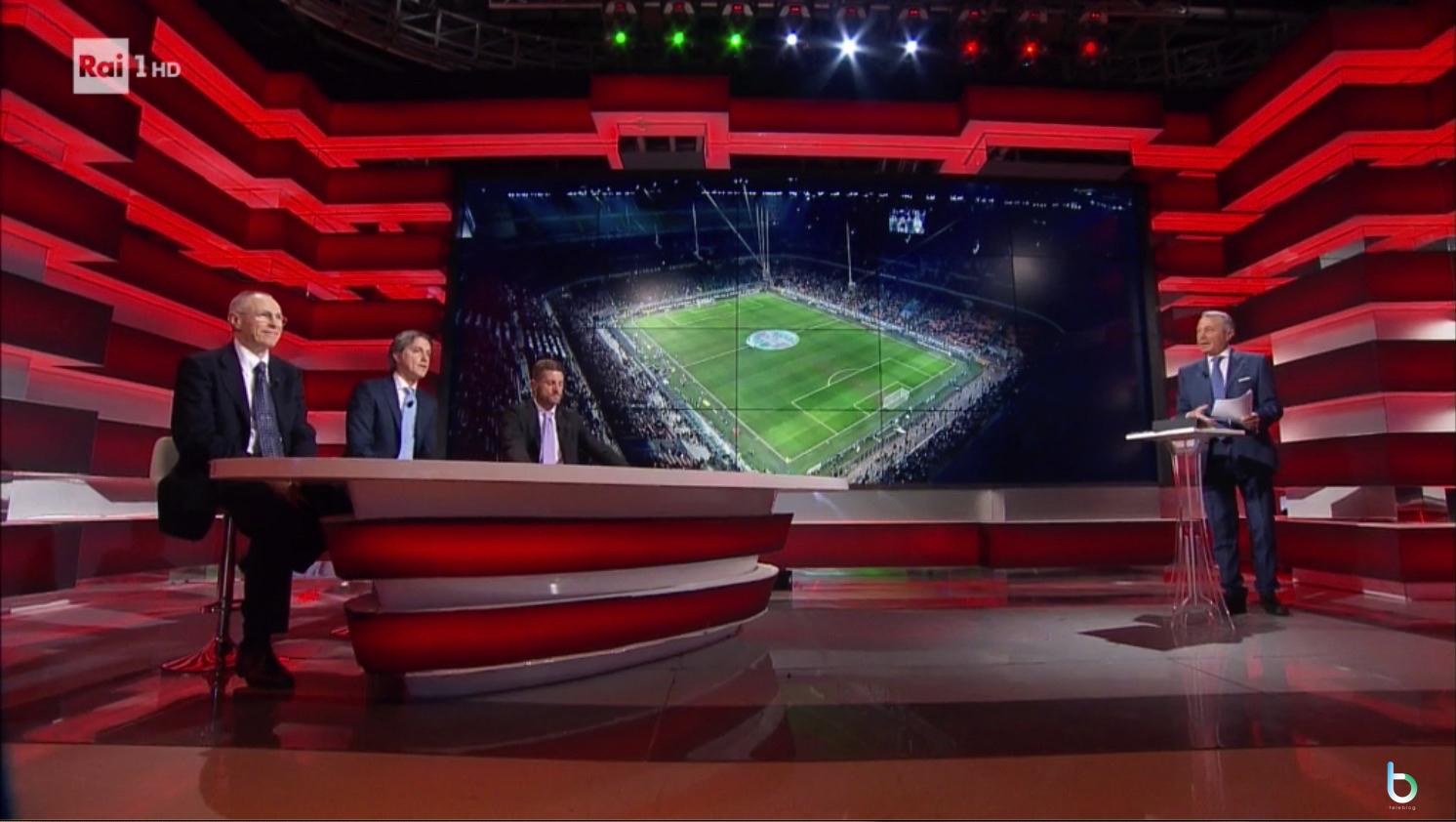 Ascolti tv 29 gennaio: ottimo risultato per Inter-Fiorentina, in crescita Chi vuol esser milionario