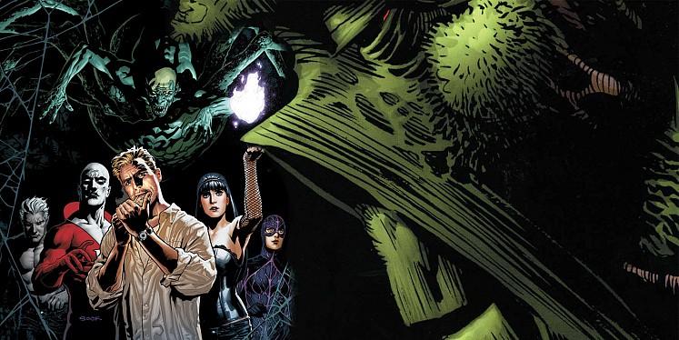 HBO Max ordina le serie TV di Justice League Dark e Duster