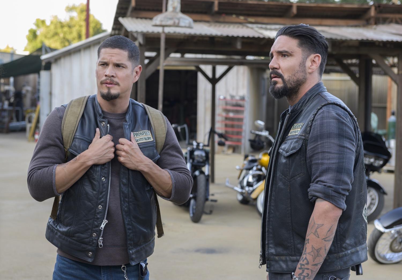 Mayans M.C. la seconda stagione dal 9 gennaio su Fox