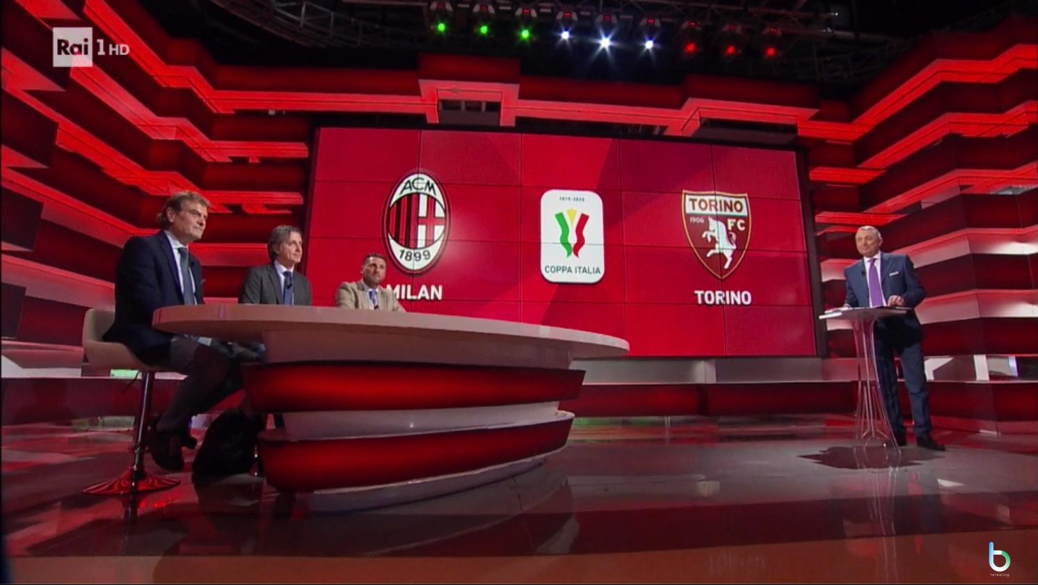 Ascolti tv 28 gennaio: il calcio sempre al top, bene La pupa e il secchione