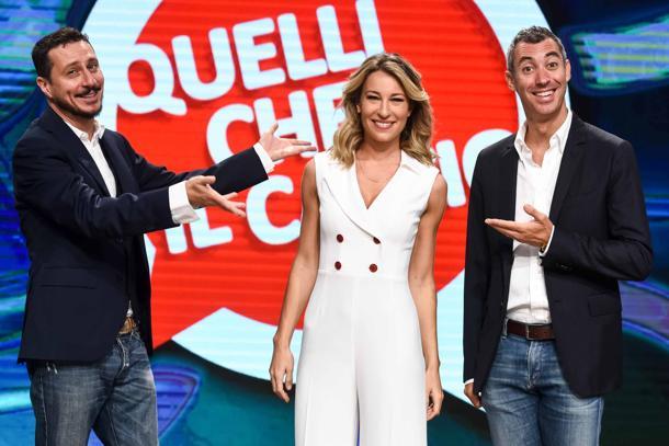 Francesco Paolantoni, Enrico Bertolino e Aiello ospiti a Quelli che il calcio del 19 gennaio
