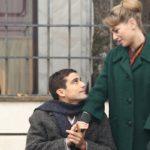 Roberta rimane accanto a Federico