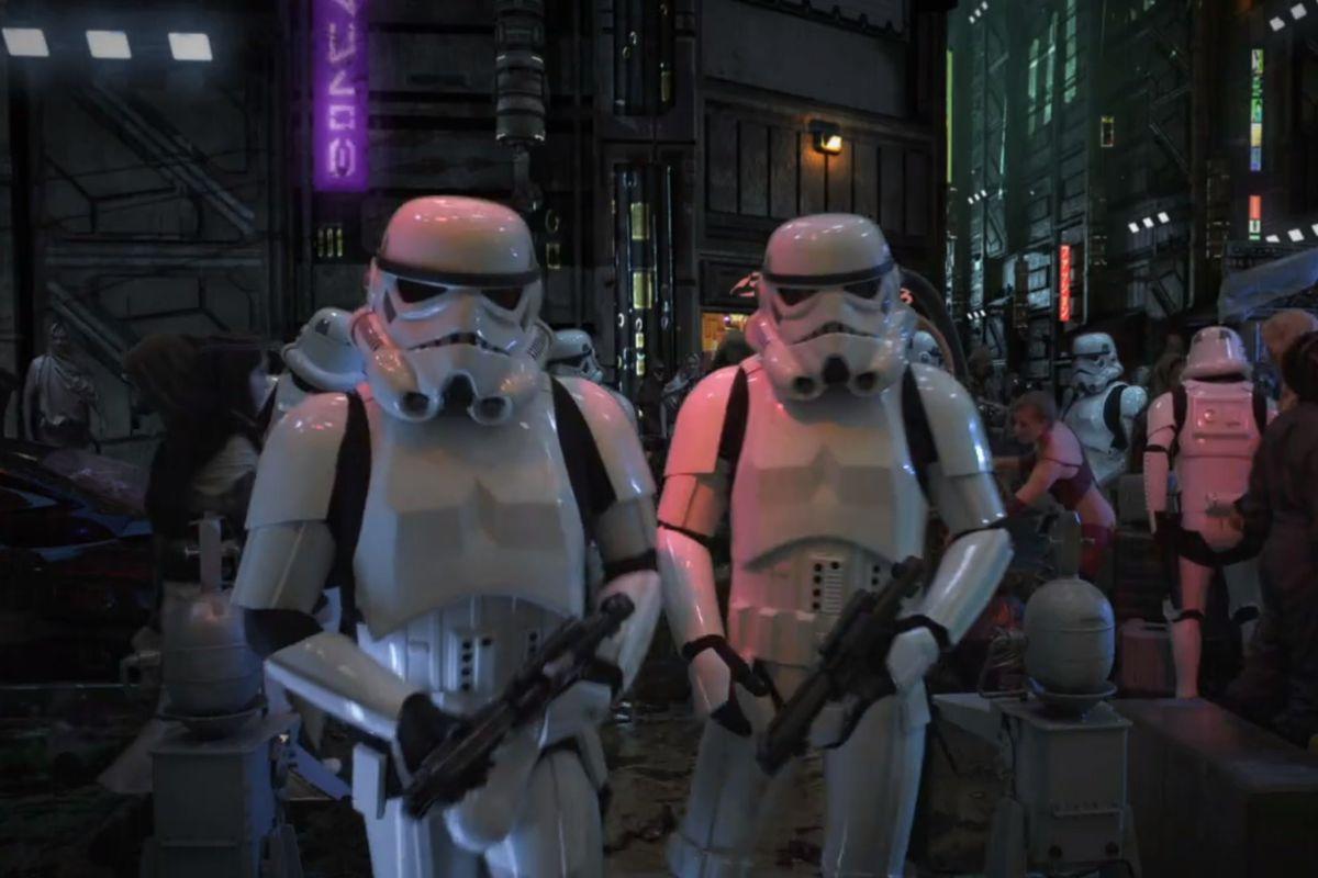 Star Wars: Underworld – online il test footage della serie TV di George Lucas