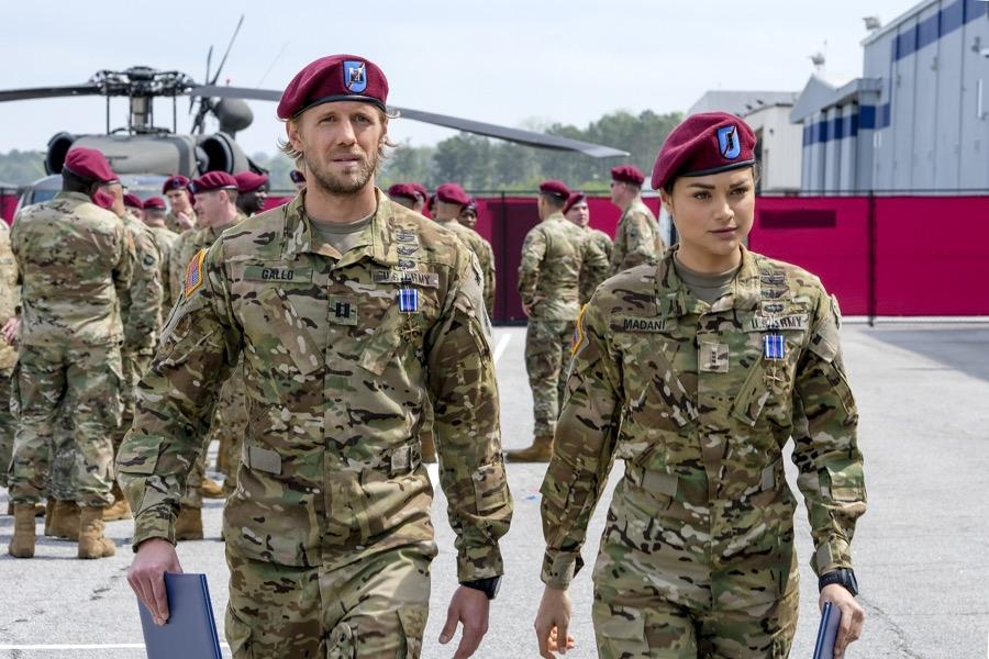 Valor, in esclusiva su Rai 4 la serie action sui top gun degli elicotteri