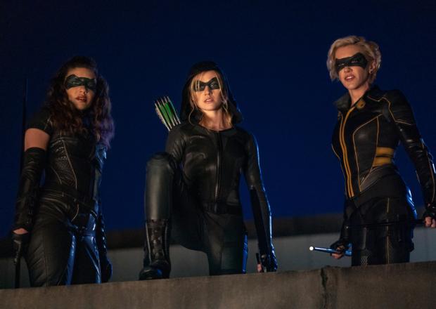 Green Arrow and the Canaries non si farà, The CW blocca la serie