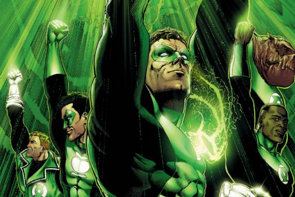 Green Lantern: la serie di HBO Max avrà i valori produttivi di un film