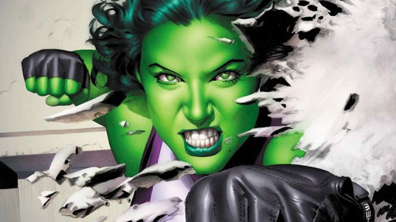 She-Hulk: la serie TV sarà un legal drama supereroistico