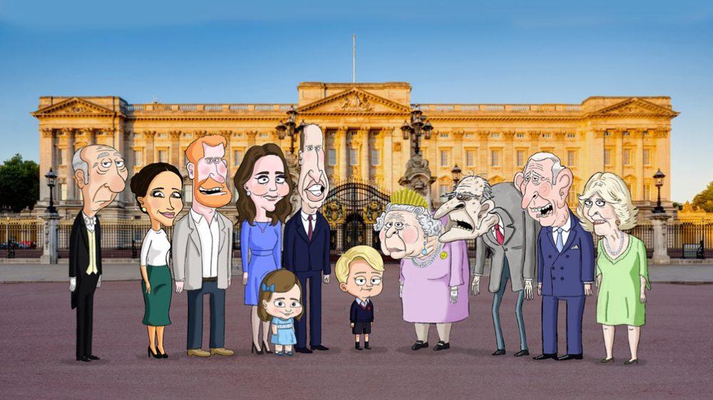 The Prince: HBO Max ordina la serie animata incentrata sulla famiglia reale inglese