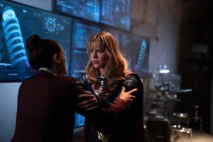 Supergirl: Chris Wood e altri attori torneranno per il 100° episodio 5