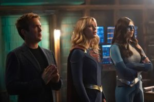 Supergirl: Chris Wood e altri attori torneranno per il 100° episodio 9