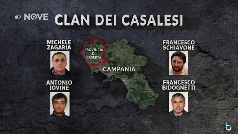 """""""Attacco al clan – Caccia ai Casalesi"""", su NOVE le indagini di Catello Maresca [Clip Video]"""