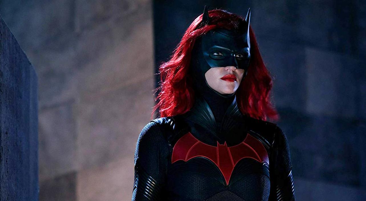 Batwoman su Infinity