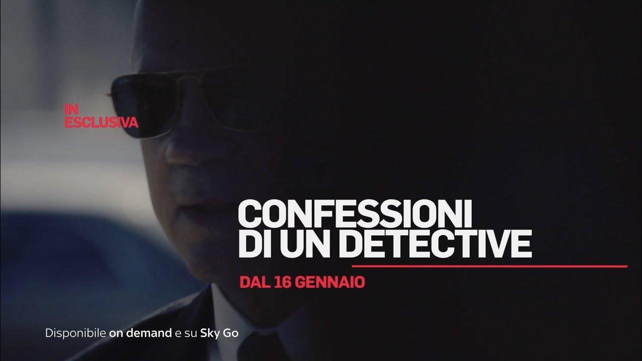 Confessioni di un detective Crime+Investigation