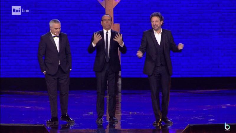 Ascolti tv 14 febbraio: ottimi ascolti per Panariello, Conti, Pieraccioni – Lo Show