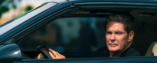 David Hasselhoff- Supercars anni '80 Blaze Tv