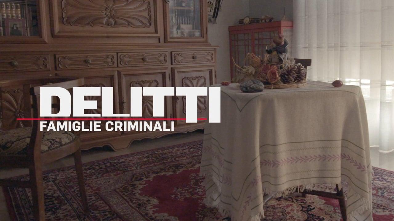 Delitti- famiglie criminali Crime + Investigation