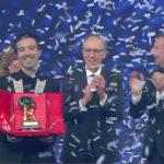 Diodato vince Sanremo 2020 auditel copy