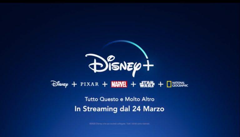 Disney+ Italia, arriva il pre-ordine per l'abbonamento annuale a prezzo speciale