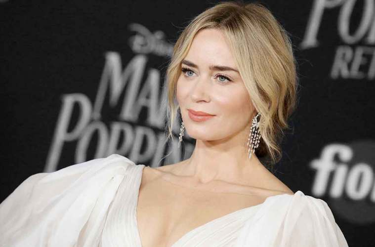 Amazon: Emily Blunt protagonista della nuova serie The English